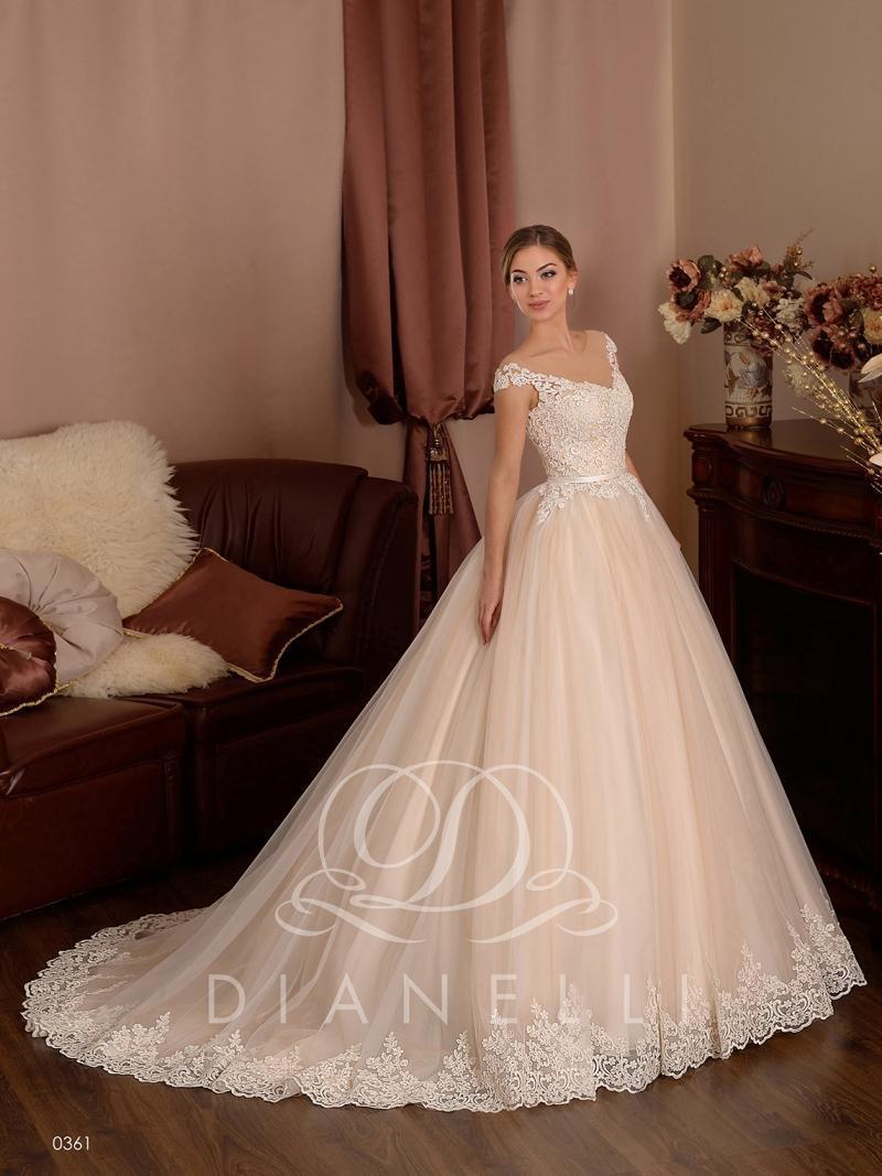 Свадебное платье Dianelli 0361