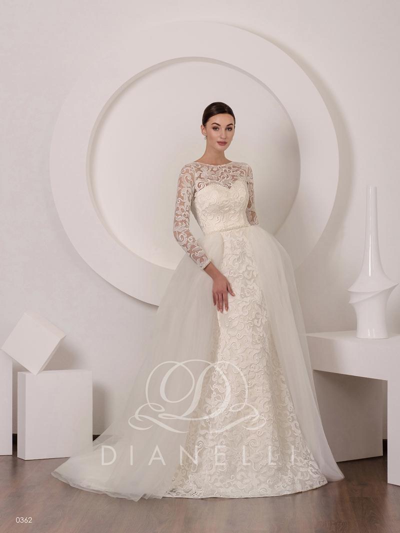 Свадебное платье Dianelli 0362