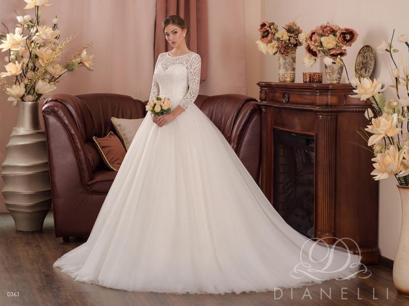 Свадебное платье Dianelli 0363