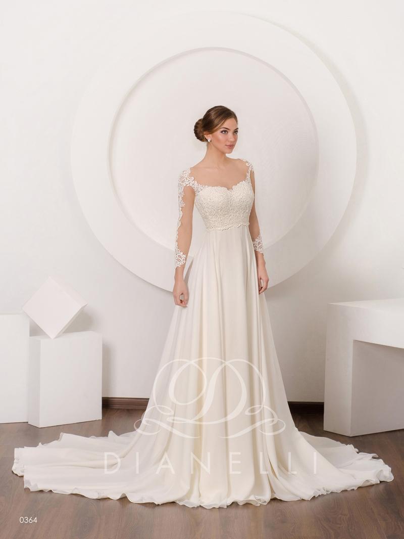 Свадебное платье Dianelli 0364