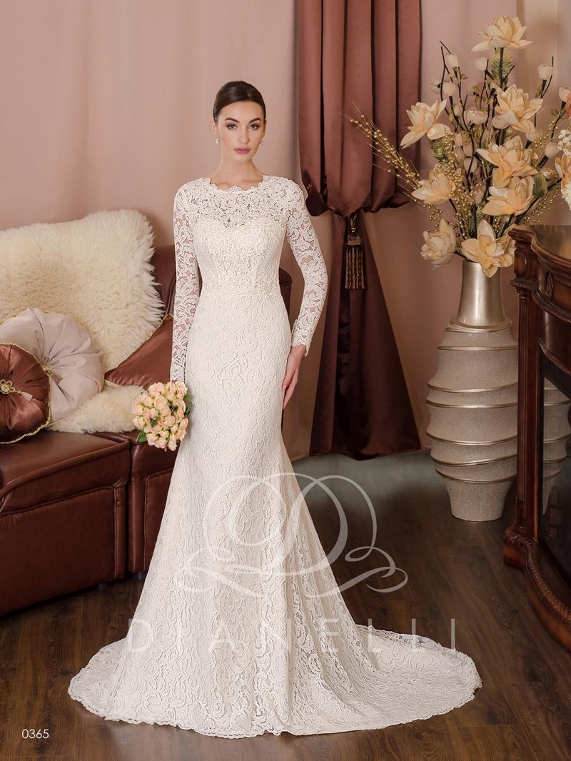 Свадебное платье Dianelli 0365