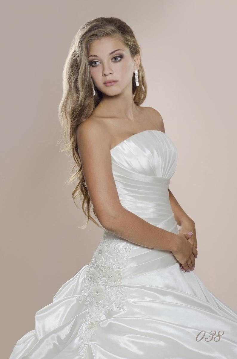 Свадебное платье Dianelli 038