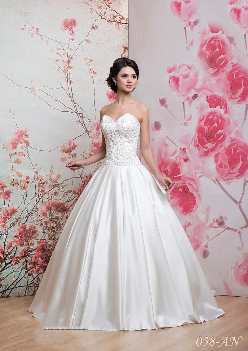 Свадебное платье Pentelei Dolce Vita 038-AN