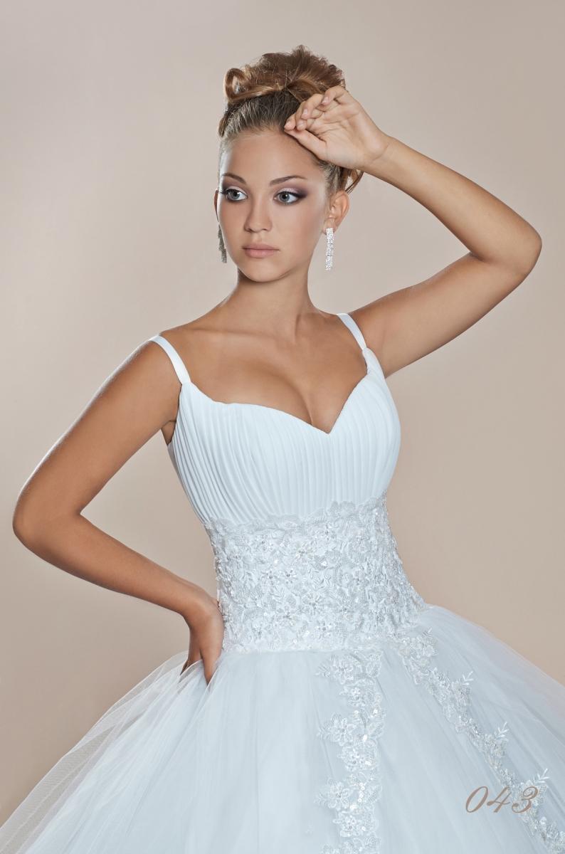 Свадебное платье Dianelli 043