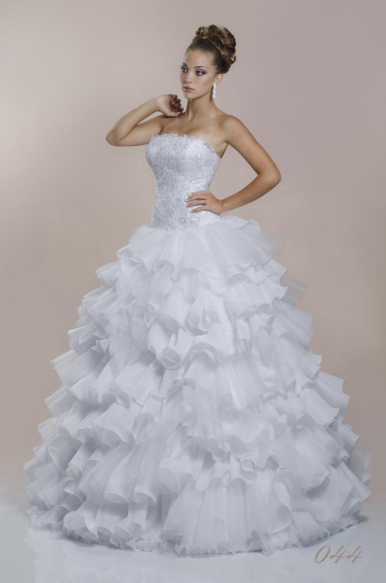 Свадебное платье Dianelli 044
