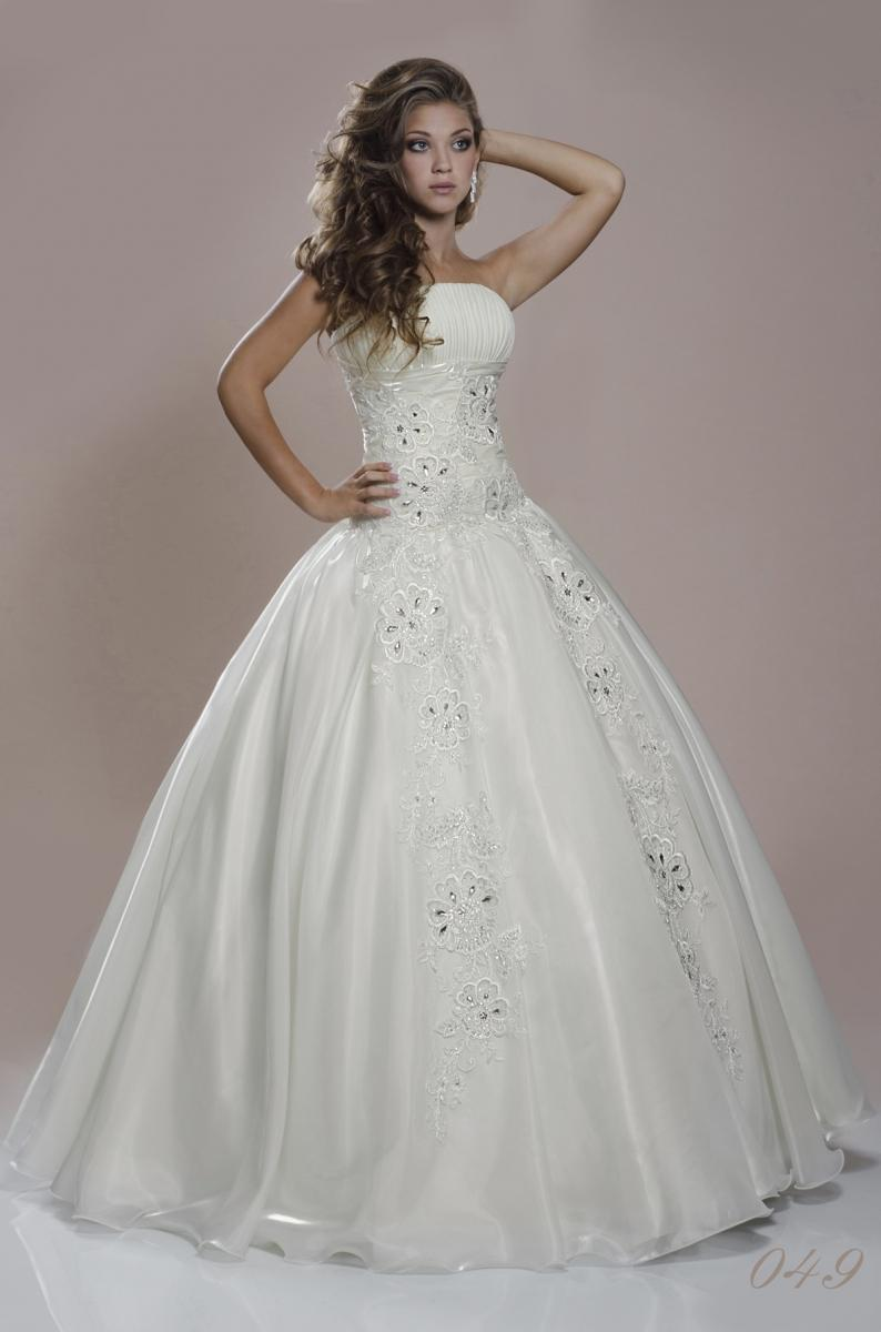 Wedding Dress Dianelli 049