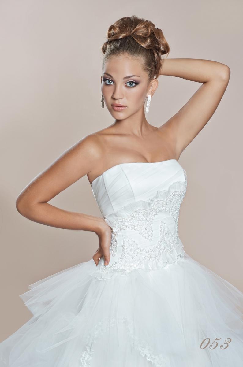 Свадебное платье Dianelli 053