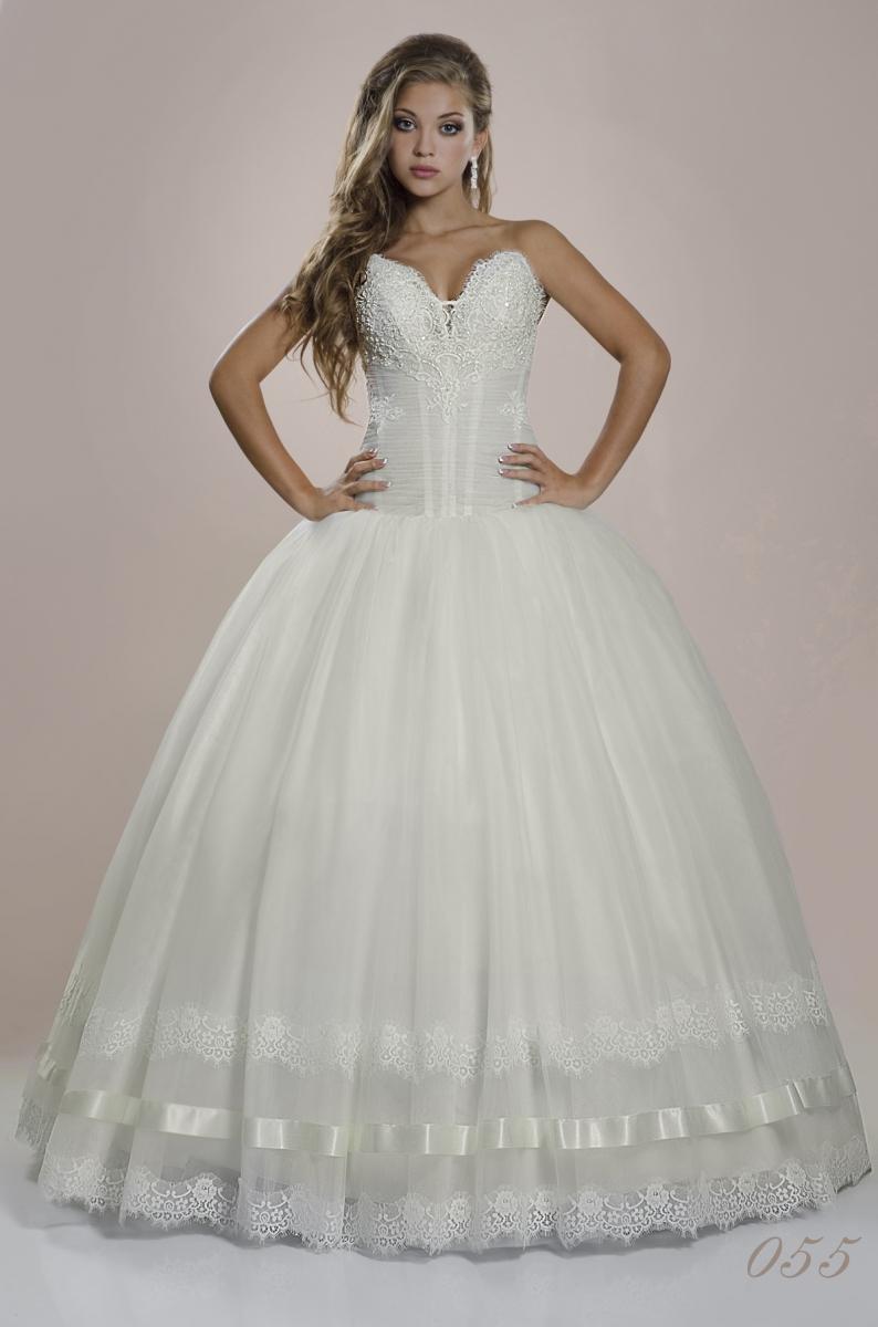 Свадебное платье Dianelli 055