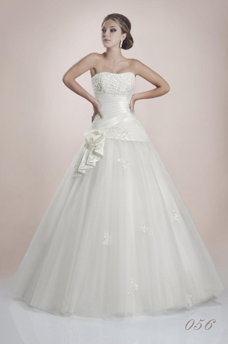 Свадебное платье Dianelli 056