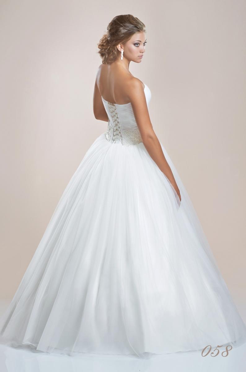 Свадебное платье Dianelli 058