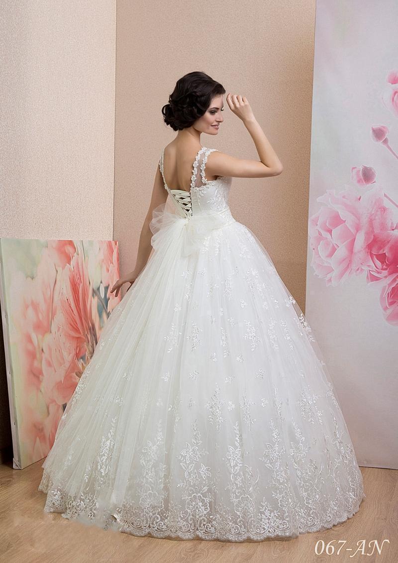 Свадебное платье Pentelei Dolce Vita 067-AN