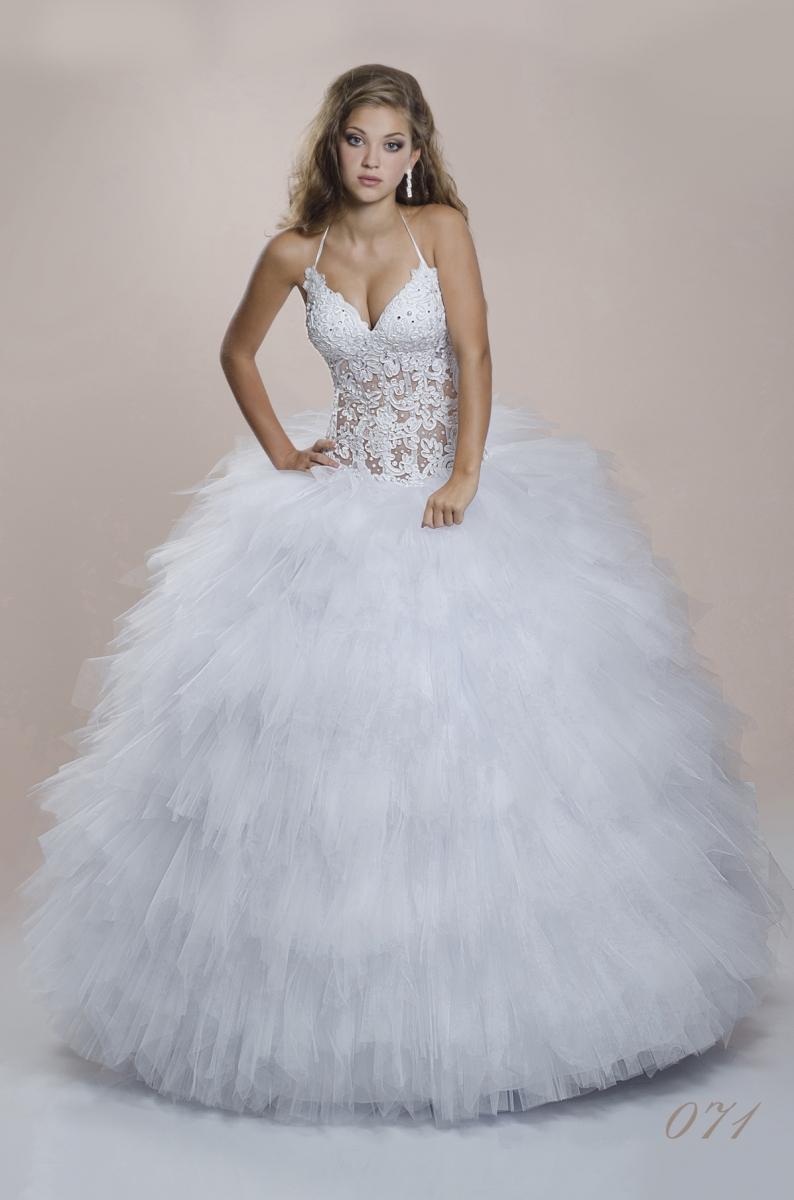 Свадебное платье Dianelli 071