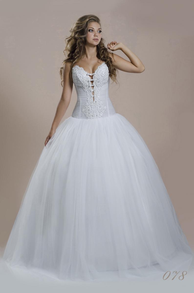 Свадебное платье Dianelli 078