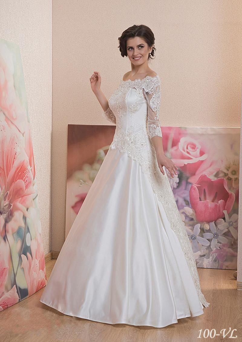 Wedding Dress Pentelei Dolce Vita 100-VL
