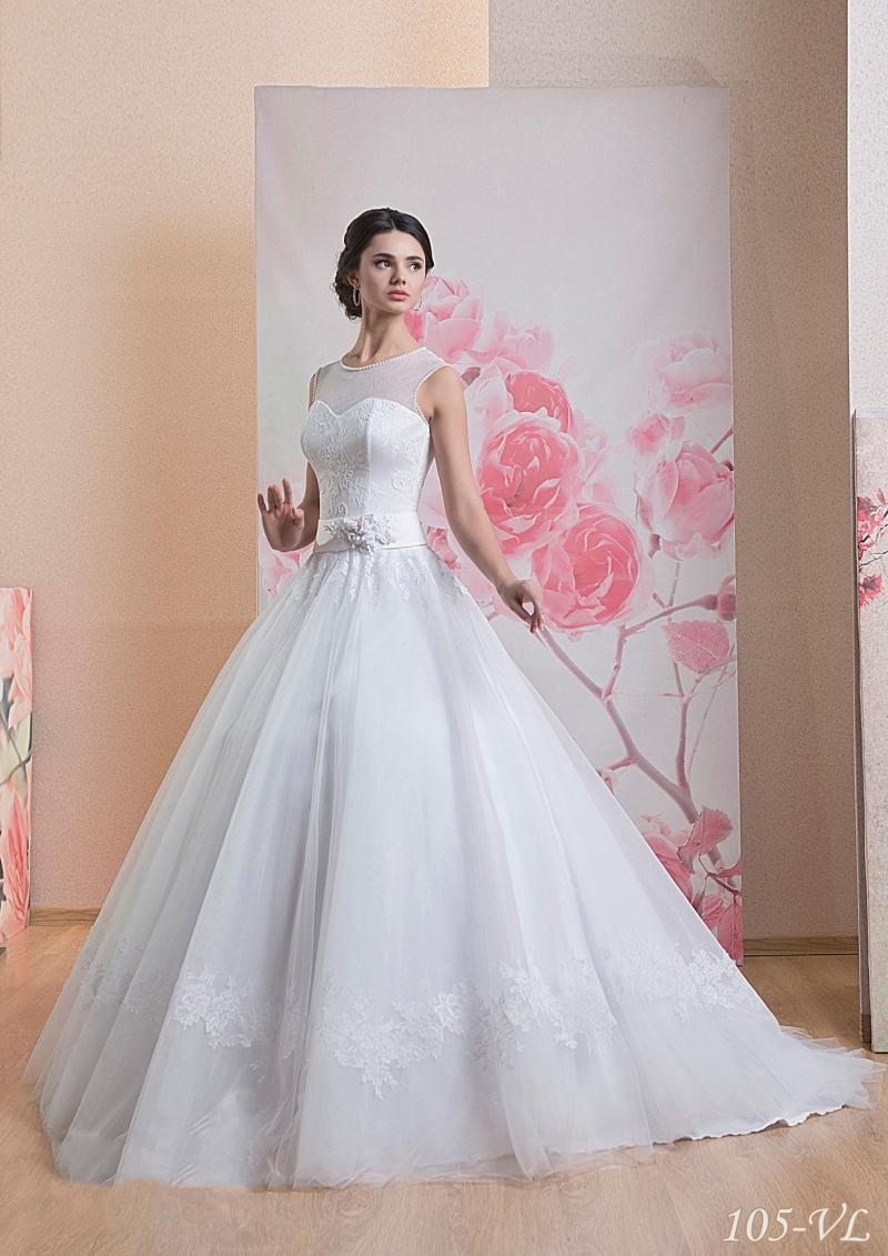 Wedding Dress Pentelei Dolce Vita 105-VL