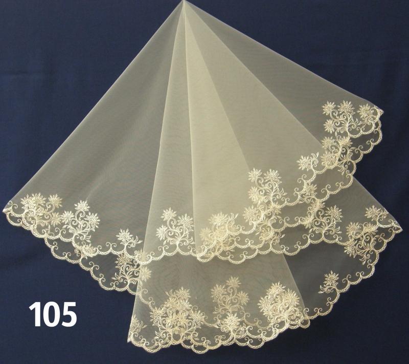 Welon ślubny Fatissimo 105