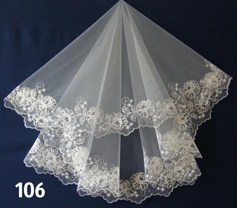 Welon ślubny Fatissimo 106