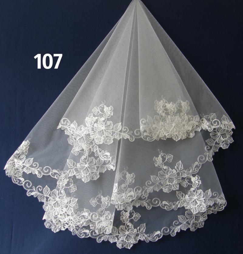 Welon ślubny Fatissimo 107
