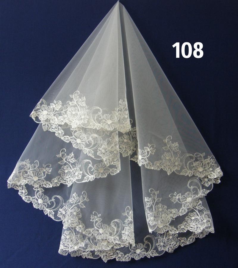 Welon ślubny Fatissimo 108