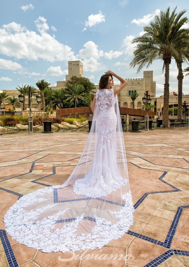 Свадебное платье Silviamo S-402 - Aletta