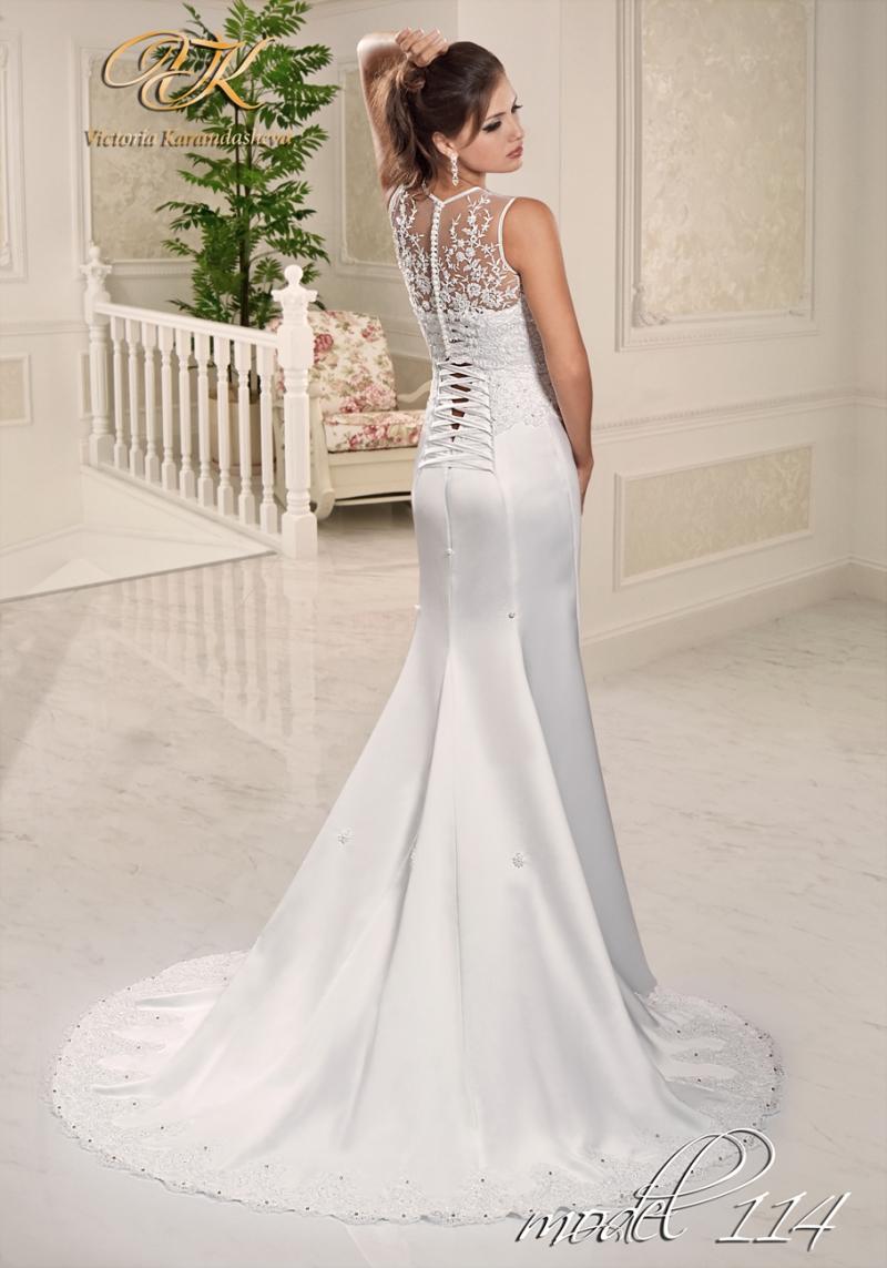 Свадебное платье Victoria Karandasheva 114