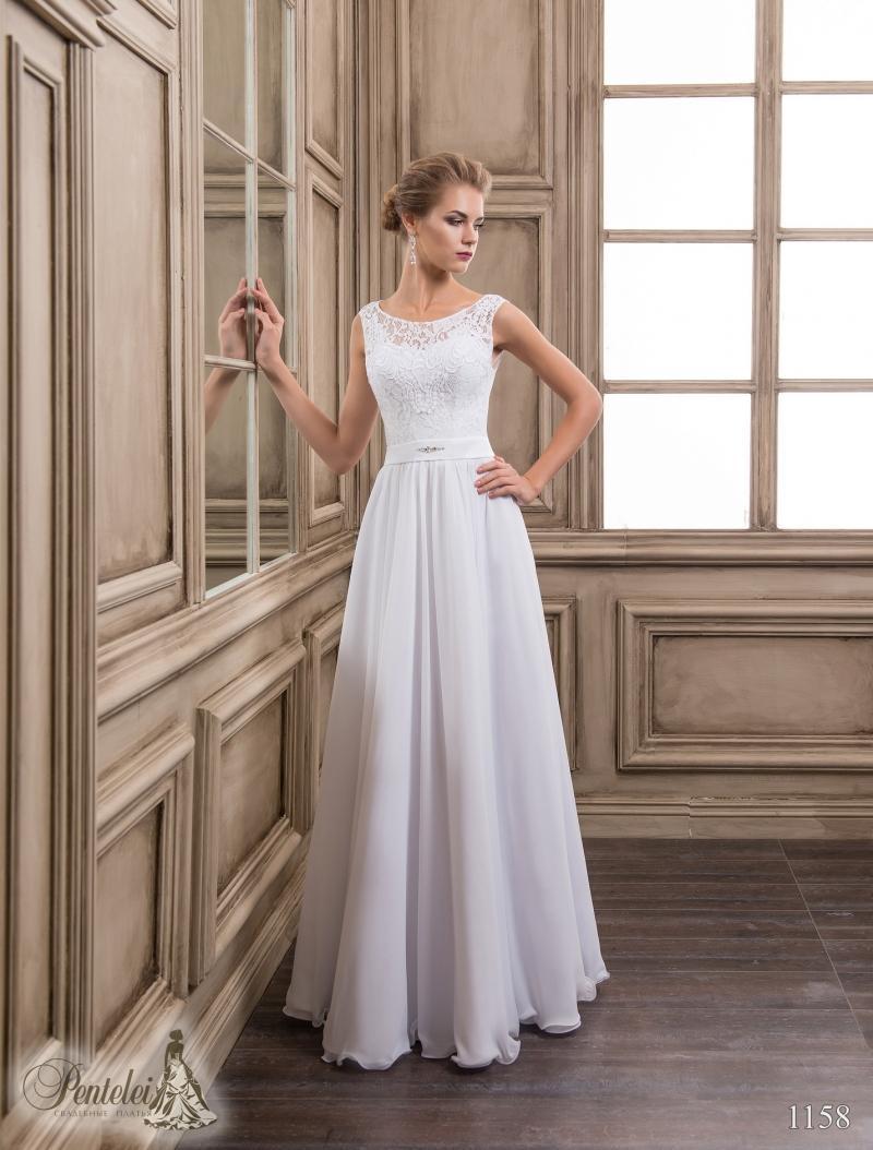 Suknia ślubna Pentelei 1158
