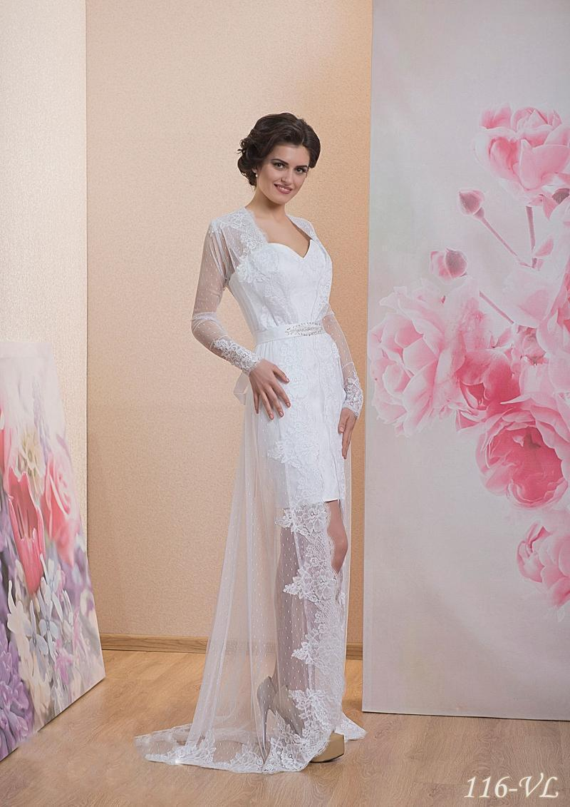Wedding Dress Pentelei Dolce Vita 116-VL