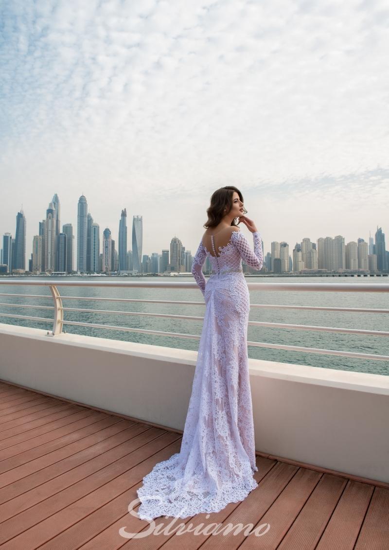 Свадебное платье Silviamo S-403 - Augusta