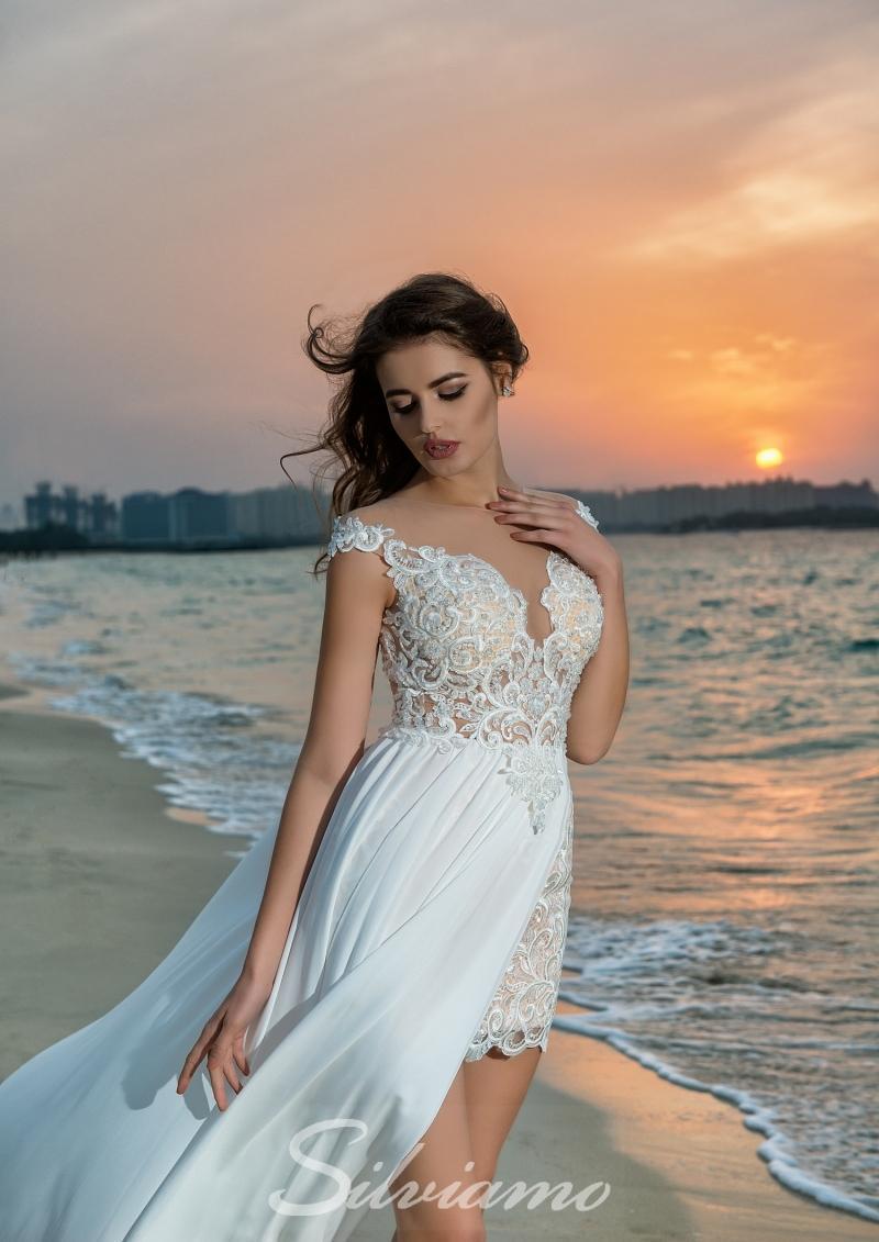 Свадебное платье Silviamo S-404 - Arielle