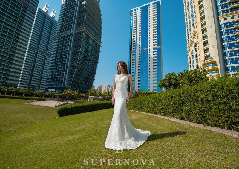 Свадебное платье Supernova SN-012-Luisa
