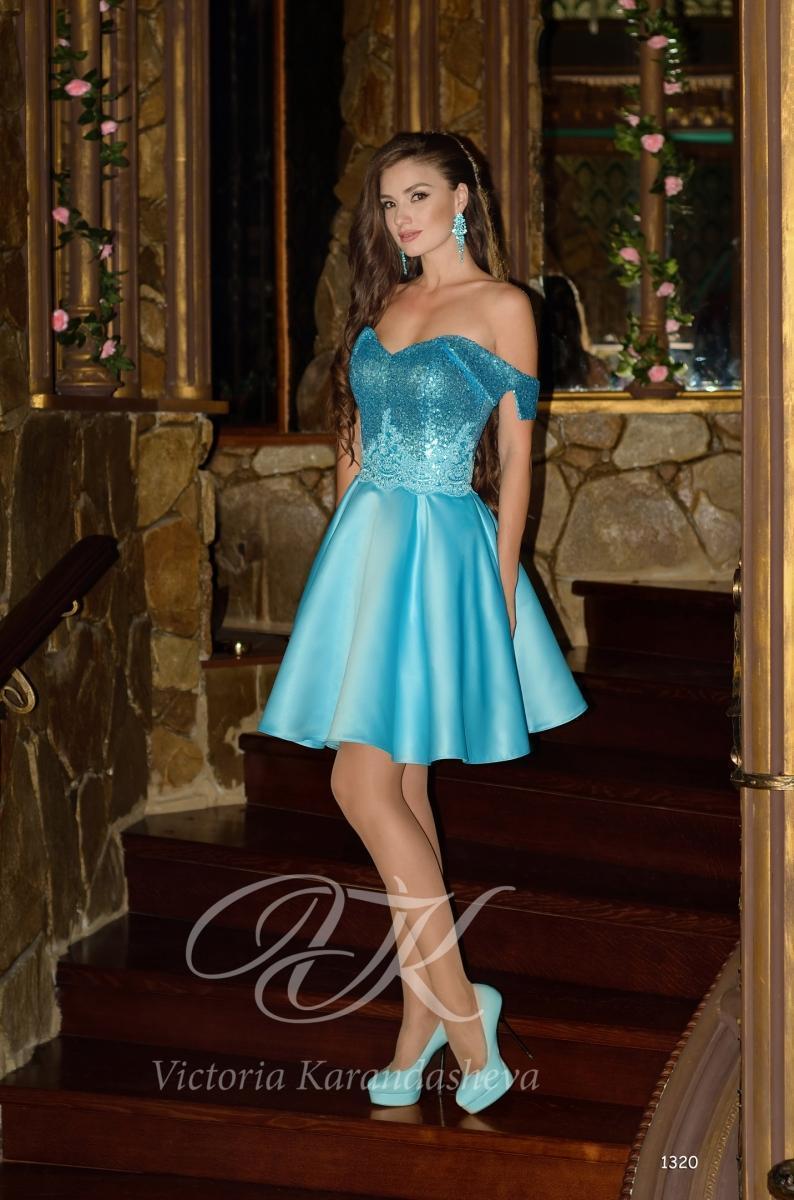 Вечернее платье Victoria Karandasheva 1320