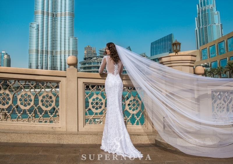 Свадебное платье Supernova SN-013-Britta