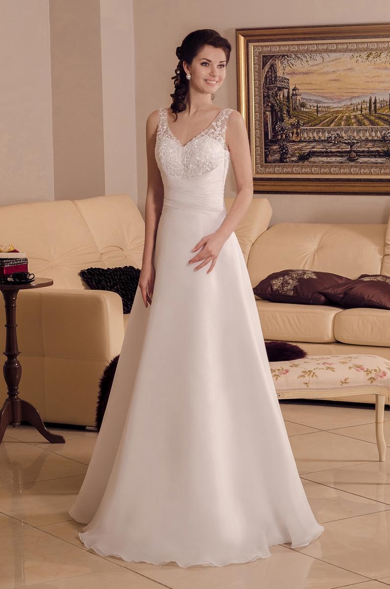 а силуэт свадебные платья фото создал канал