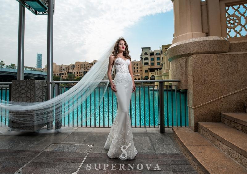 Свадебное платье Supernova SN-014-Nora