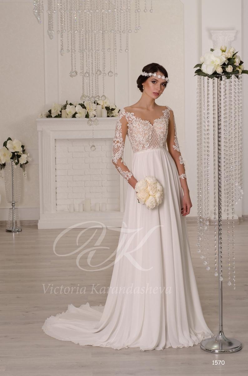 Свадебное платье Victoria Karandasheva 1570