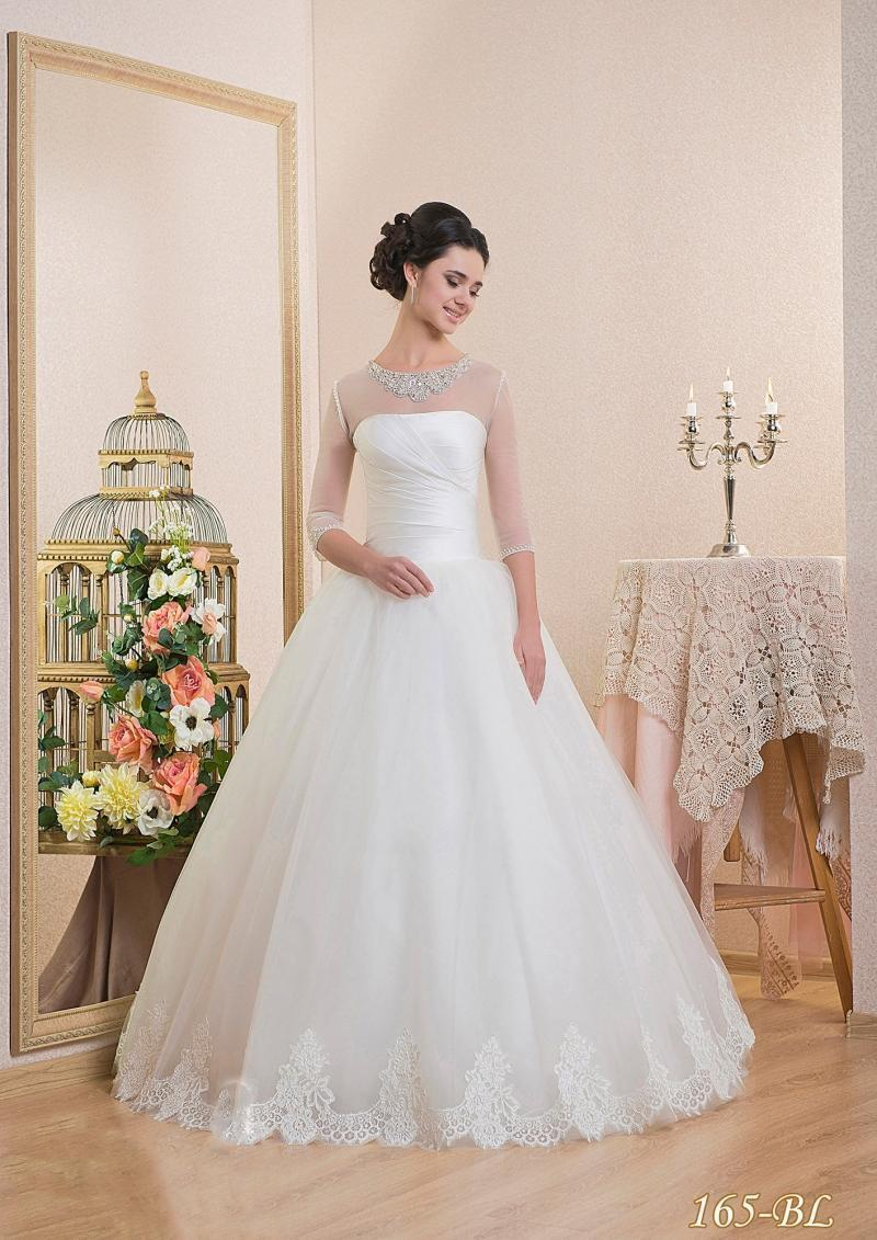Wedding Dress Pentelei Dolce Vita 165-BL