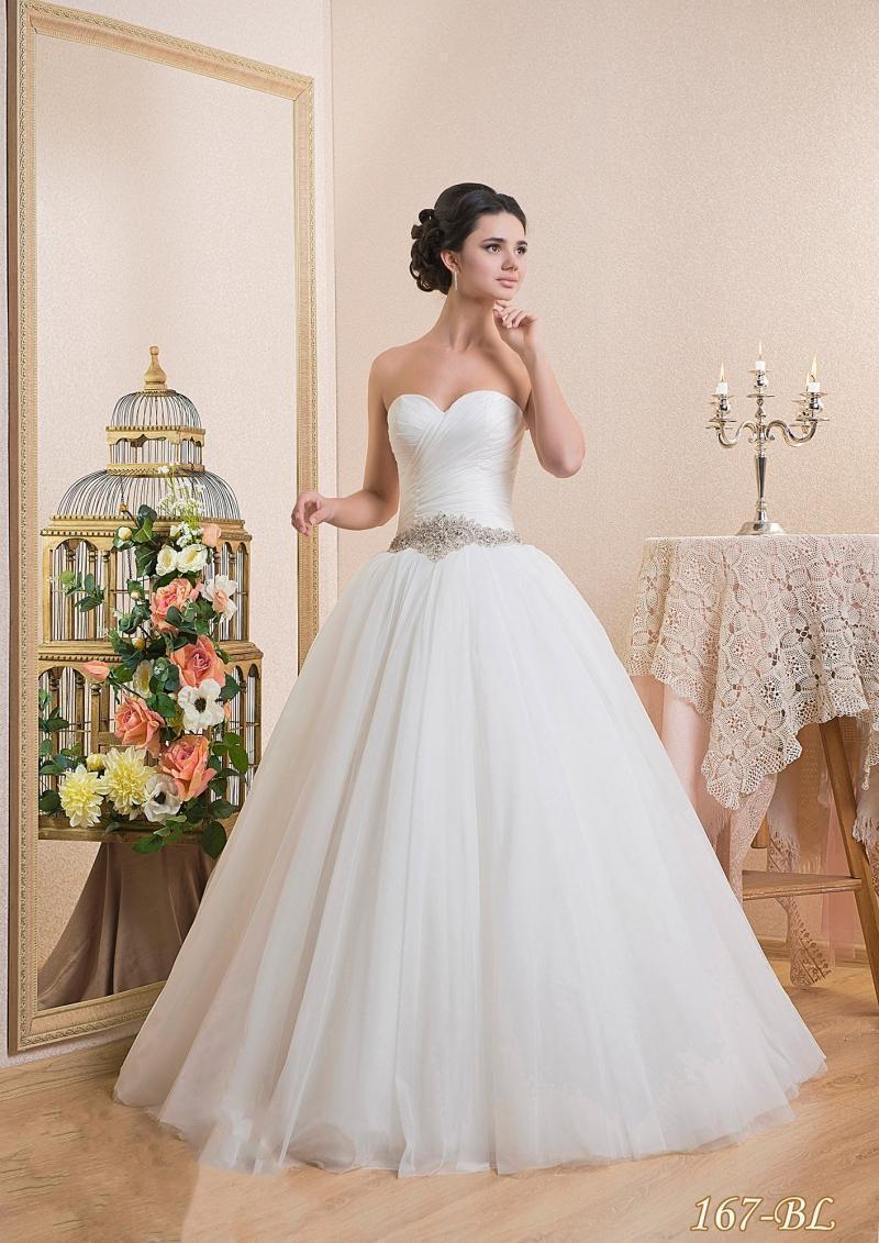 Свадебное платье Pentelei Dolce Vita 167-BL