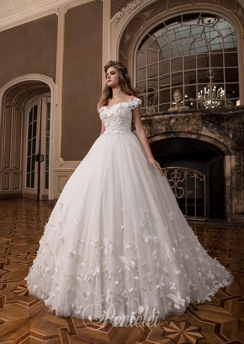 Свадебное платье Pentelei 1700