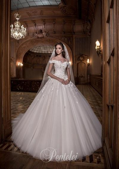 Wedding Dress Pentelei 1701
