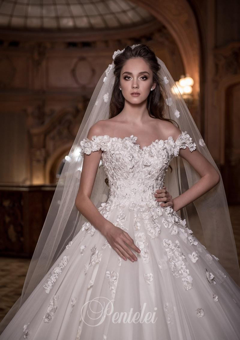 Свадебное платье Pentelei 1701