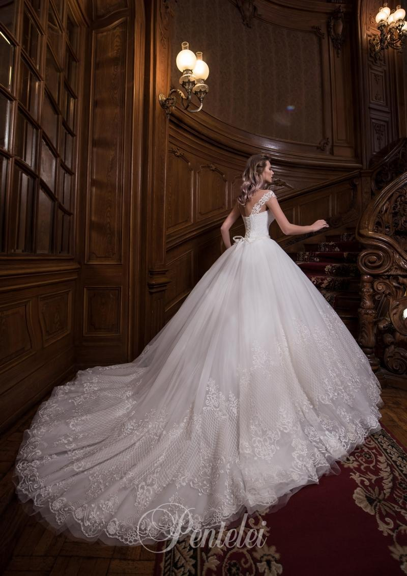 Свадебное платье Pentelei 1702