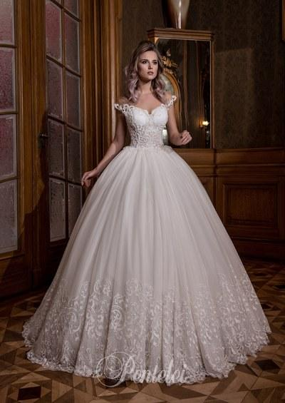 Wedding Dress Pentelei 1704
