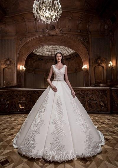Wedding Dress Pentelei 1705