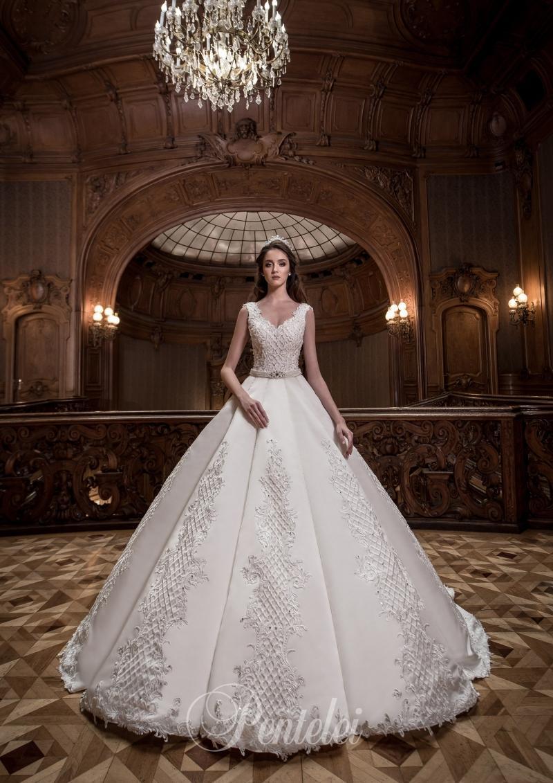 Свадебное платье Pentelei 1705