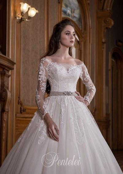 Wedding Dress Pentelei 1707