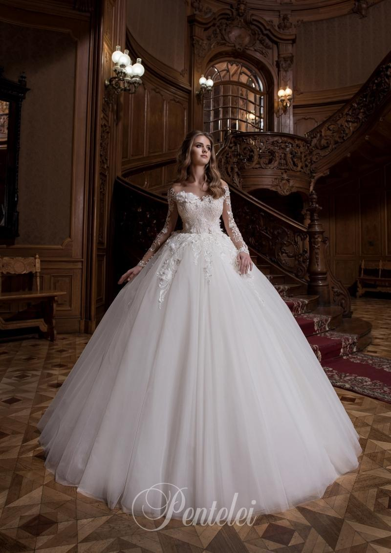 Свадебное платье Pentelei 1710