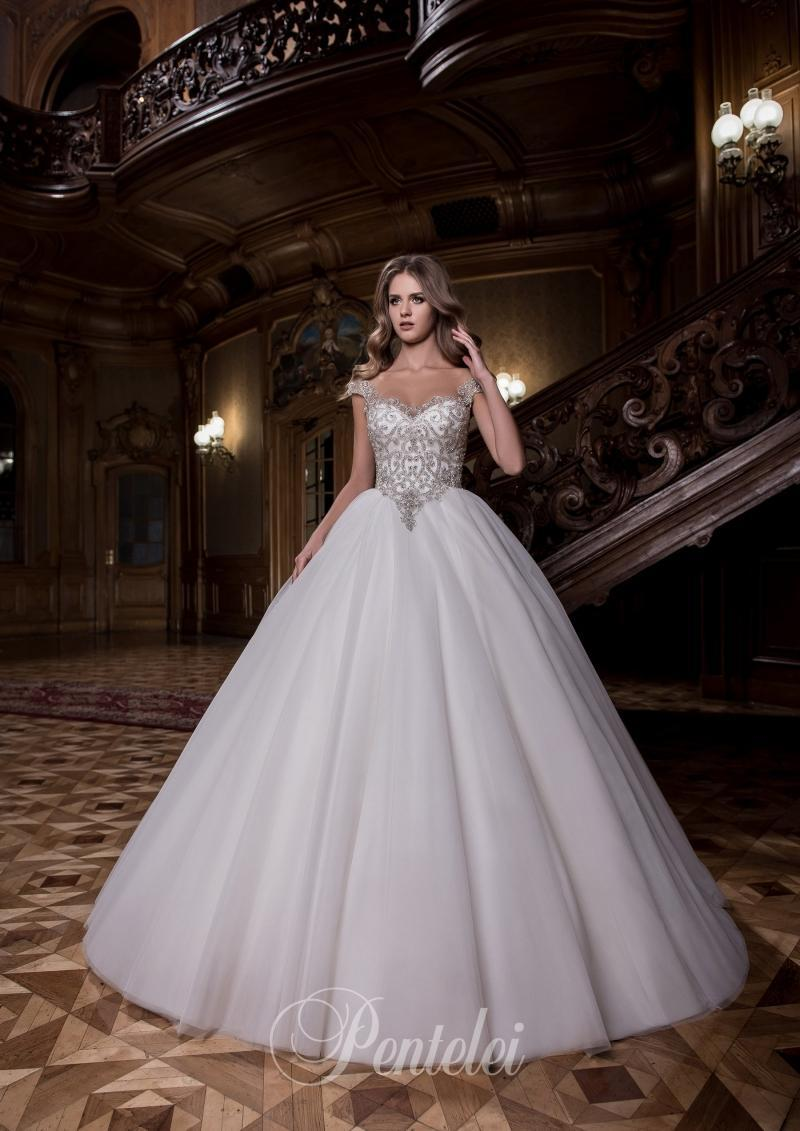 Wedding Dress Pentelei 1712