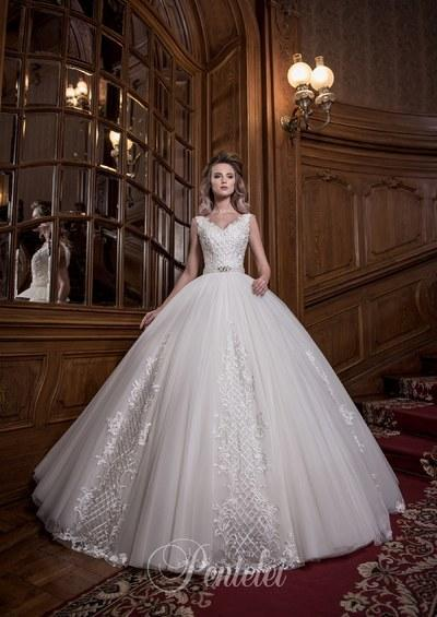 Wedding Dress Pentelei 1719