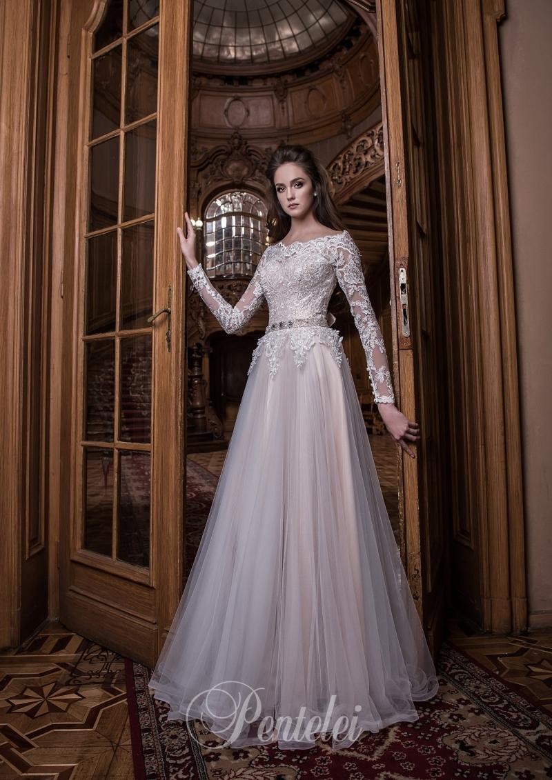 Свадебное платье Pentelei 1735
