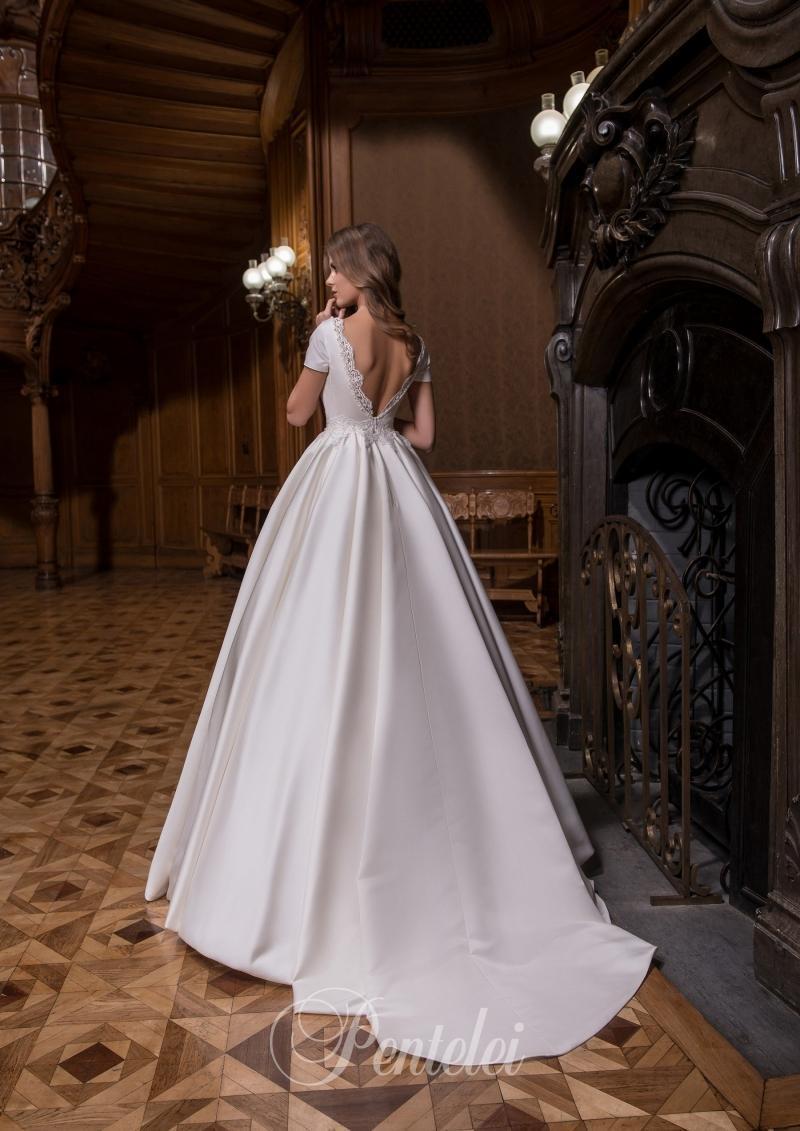 Suknia ślubna Pentelei 1764